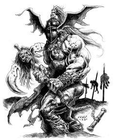Jun Horde Chieftain - The Beast Master