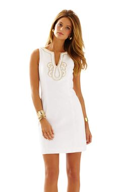 Janice Shift Dress | 96962 | Lilly Pulitzer