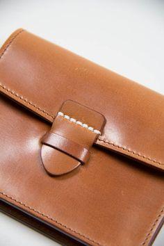 KREISWhiskey Horween Cordovan Small Wallet