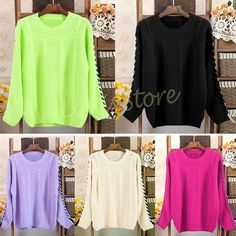 Cheap Pullovers, Buy Directly from China Suppliers:                    Product Specifications           Women Crew Neck Long-Sleeved Emb
