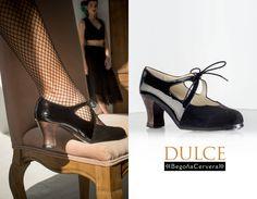 NOVEDAD DULCE www.begonacervera.com Flamenco Shoes, Dance Shoes, Vintage Shoes, Dance Wear, Boutique, Barefoot, Character Shoes, Platform, Lady