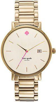 LargeBracelet Gramercy Watch gold on shopstyle.ca