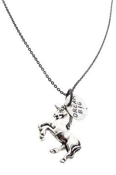 Alisa Michelle Dream Big Necklace