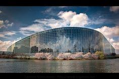 #Parlement #Européen #Strasbourg #Alsace  Le Parc**** Hôtel, Restaurants & Spa Alsace Obernai   Tél 03 88 95 50 08    www.hotel-du-parc.com/  www.facebook.com/leparcobernai