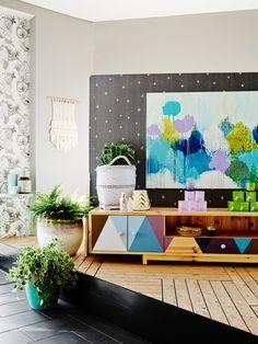 The Family Love Tree — The Design Files   Australia's most popular design blog.