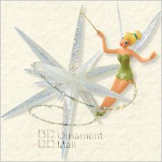 A touch of Tink 2008 Hallmark ornament