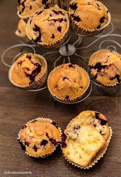 Healthy Recipes, Healthy Food, Deserts, Muffin, Gluten Free, Breakfast, Cakes, Diet, Healthy Foods