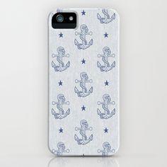 navy IV iPhone & iPod Case by studio VII http://society6.com/vivinicolin/navy-IV_iPhone-Case