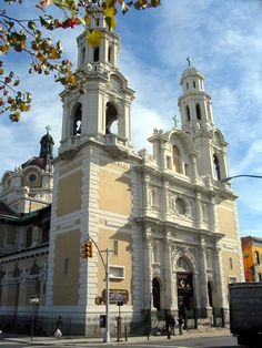 st barbaras chatholic church brooklyn ny - This is where I was Baptized and First Holy Communion. A beautiful Church.