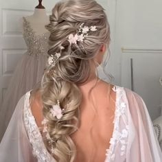 Classy Updo Hairstyle Ideas For Short Hair is part of braids - Updo hairstyles are gorgeous And not only for long hair, but also for short hair We've also compiled the updo hair styles that you can comfortably apply Classy Updo Hairstyles, Braided Hairstyles, Wedding Hairstyles, Updos Hairstyle, Romantic Hairstyles, Hairstyle Ideas, Hair Upstyles, Wedding Hair And Makeup, Hair Videos
