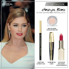 Doutzen Kroes's make up look decoded!