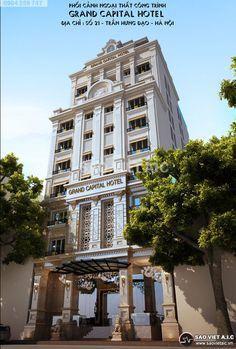 Neoclassical Architecture, Hotel Architecture, Classic Architecture, Beautiful Architecture, Beautiful Buildings, Architecture Design, Classic House Exterior, Classic House Design, Classic Building