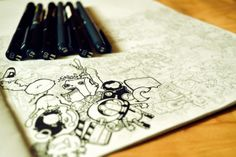 DOODLE art=circle of awesomeness