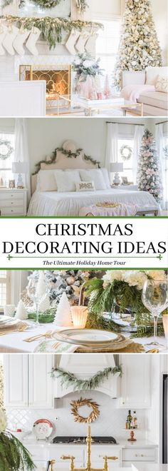 Christmas Home Tours 2020 Near Me Christmas Home Tours: 300+ best ideas about christmas home