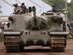 A39 Tortoise British Heavy Tank Project