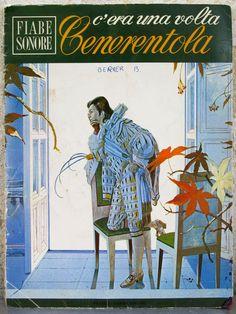 C'era una volta Cenerentola (fiabe sonore) - Fratelli Fabbri Editori - 1969