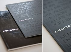Press kit Concept Car PEUGEOT by DWAIN , via Behance