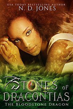 Stones of Dracontias: The Bloodstone Dragon by N.D. Jones https://www.amazon.com/dp/B07CNHVWST/ref=cm_sw_r_pi_dp_U_x_3YE5Ab9TR7NW1