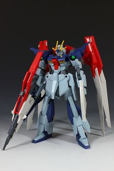 HGBF 1/144 Lightning Back Weapon System Mk-III   (Release Date: Sept 2016, Price: 864 yen)     GG INFINITE: ORDER HERE     Review by Hobb...