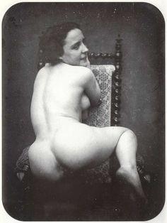 Daguerreotype Nude 115