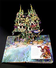 The Little Mermaid (Pop-Up Classics): Robert Sabuda