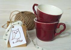 Custom Little Ink Blot Owl Olive Wood Stamp by ahueofduckeggblue, $20.50