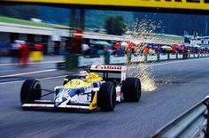 Nelson Piquet - 1987 Austrian Grand Prix