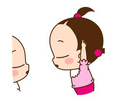 ★카카오톡 '쥐방울은 재롱뿜뿜' 이모티콘★ : 네이버 블로그 Cute Cartoon Characters, Cute Cartoon Pictures, Cute Love Cartoons, Cartoon Gifs, Cartoon Art, Cute Love Gif, Cute Cat Gif, Gif Collection, Gif Photo