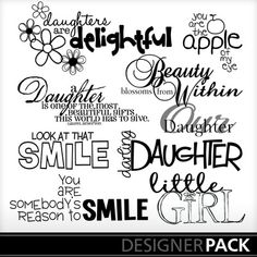 114 Best 3 Daughters 3 Images Messages Words Draw