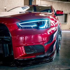 These Lights are Killin! Weird Cars, Cool Cars, Alto Car, Evolution 10, Cool Car Pictures, Mitsubishi Motors, Evo X, Mitsubishi Lancer Evolution, Drifting Cars