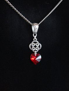 Outlander Inspired Necklace Jamie & Claire by TheMagpizeNest
