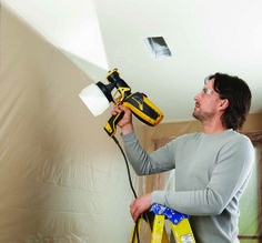 we review and offer the best deals available on top quality airless paint sprayer brands