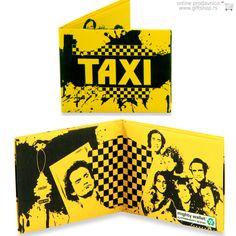 Neuništivi novčanik Taxi // Legendarne boje njujorškog taksija toliko često viđanog u mnogim kultnim filmovima, ali i dezen poznate TV serije, sada je prenešen i na dizajn novčanika. I to kakvog novčanika! Napravljenog od neverovatnog tajveka, materijala koji je doslovno nemoguće uništiti!
