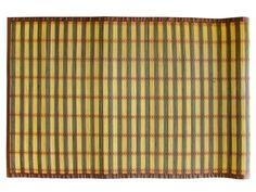 Badezimmerteppich set ~ Bambus badteppiche im er set farbe nature größen