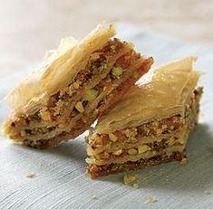 Das perfekte Baklava Baklava ist der türkische Nachtisch und wird auch bei offiziellen Veranstaltungen serviert, wie RAMADAN-FEST ... :-)-Rezept mit Bild…