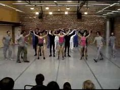 Performance of Around the World (P.A.R.T.S.) Around The Worlds