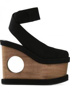 Stella Mccartney Cornelia Wedges Sandals | Shoes and Footwear