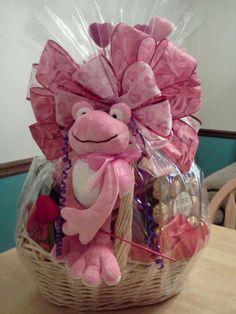 My mom's Valentine's Basket!