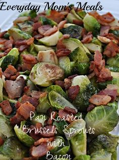 "<p>Don't be scared of sprouts! These aren't your mama's classic. These have amazing flavor, and include bacon! Get the recipe <a href=""http://everydaymomsmeals.blogspot.com/2014/08/a-re-do-courtesy-of-earth-fare.html""><em><strong>here</strong></em></a>!</p>"