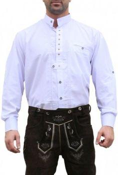 #Trachtenhemd #Hemd #f�r #Trachten #Lederhosen #edelwei� #bestickt #Wei�…