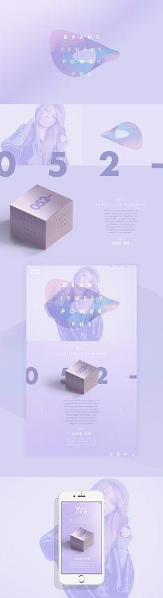 WAYLON // Beautiful In Every Way on Web Design Served