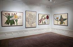 Sarah Graham, artist, botanical works on paper, 2008 to present. Botanical Illustration, Botanical Prints, Illustration Art, Sarah Graham Artist, London House, Art File, Watercolor Flowers, Lovers Art, Garden Art