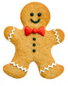 These Gingerbread Men Cookies are as cute as can be. Or, pipe untinted or colored icing onto cookies. Gingerbread Man Cookies, Christmas Cupcakes, Christmas Gingerbread, Cupcake Cookies, Christmas Cookies, Gingerbread Men, Xmas Food, Christmas Baking, Red Hots Candy