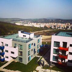 Panorama Clujului de la balconul Citadelei Residence  citadela-cluj.ro Mansions, House Styles, Home Decor, Decoration Home, Manor Houses, Room Decor, Villas, Mansion, Home Interior Design