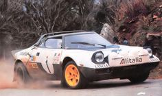 Mauro Pregliasco Classic Race Cars, Rally Car, Car And Driver, Fiat, Automobile, Golden Days, Racing, Sicily, Rally