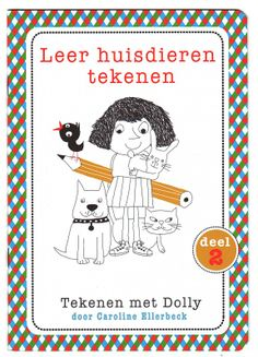 Huisdieren leren tekenen | Draw-it | Djello Illustrations, Madame, Snoopy, Doodles, Comics, Books, Fictional Characters, Bujo, Art