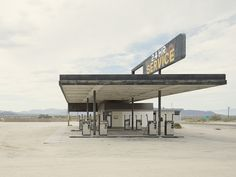 Iñaki Bergera Photography: gasstation19
