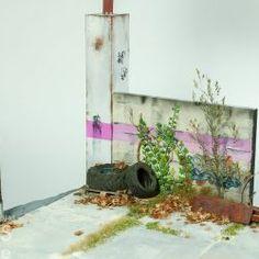 WIP: Scrap yard 1:35, Takom's T3 Bus & Feldumschlaggerät – Modellbau & Dioramen