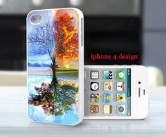 Unique iPhone Cases | IPhone 5 Unique Tree iphone case by IphoneDesign on Etsy