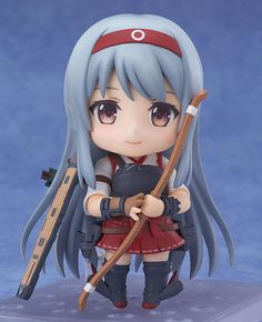Buy PVC figures - Kantai Collection -KanColle- PVC Figure - Nendoroid Shokaku - Archonia.com